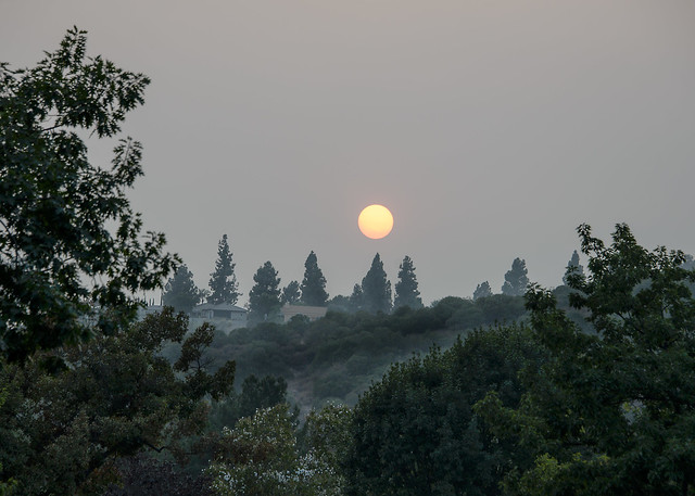 Smoky Sundown