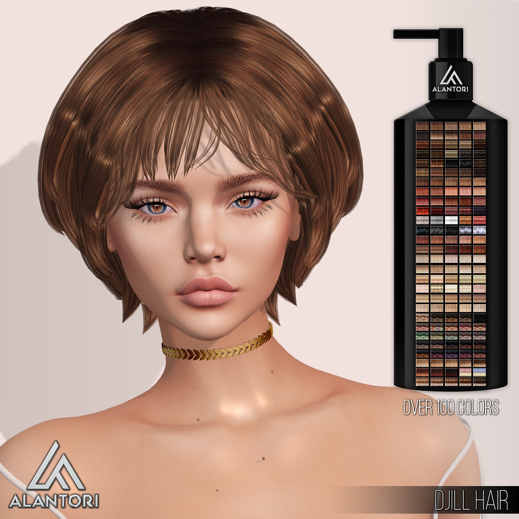 ALANTORI   Djill Hair