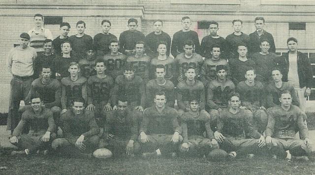 1934-35 Red Devils Scrapbook
