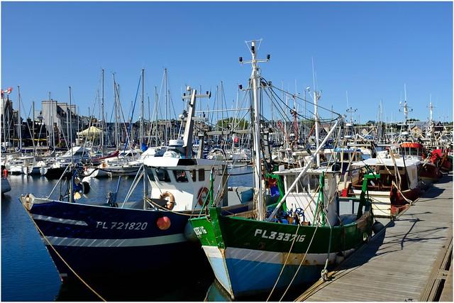 Paimpol Trawlers …