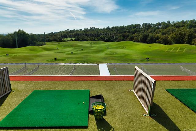 Initiation au golf avec le Pays de faïence à Terre Blanche -3D0A4852