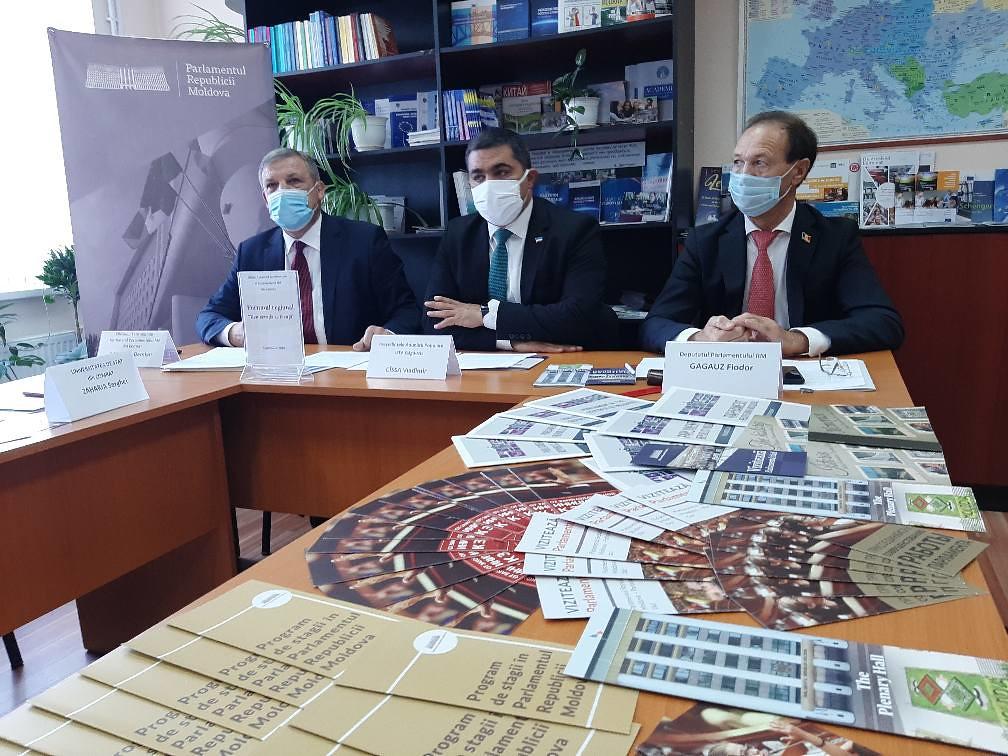 14.09.2020 Ziua internațională a democrației, marcată de Oficiile teritoriale de informare ale Parlamentului