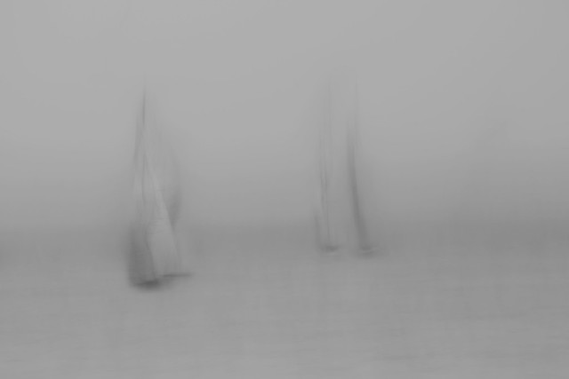 Sailing in Dun Laoghaire Harbour 4