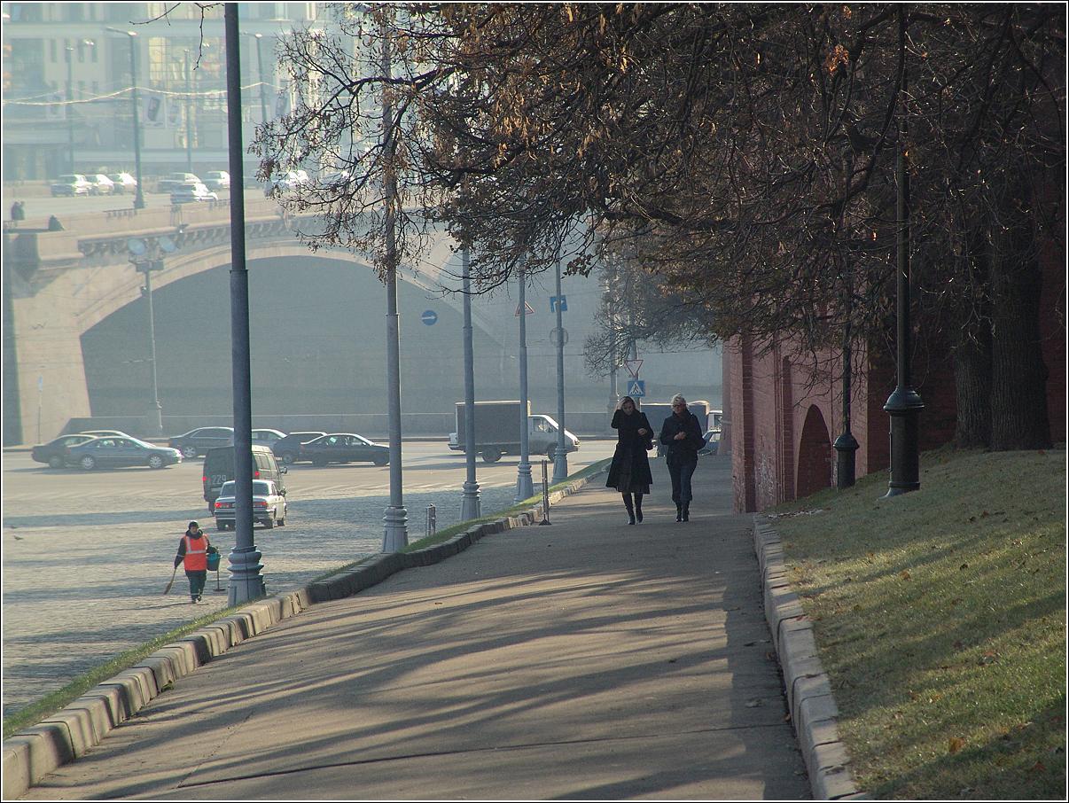 186. 2005. Васильевский спуск. 3 ноября