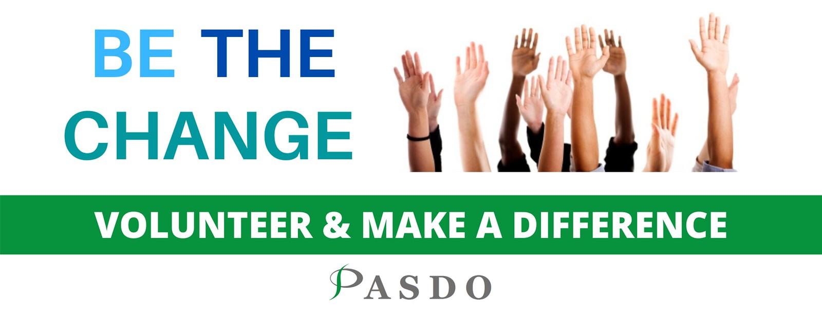 VOLUNTEER WITH PASDO ONSITE OR ONLINE | NIGERIA | AFRICA | GLOBAL