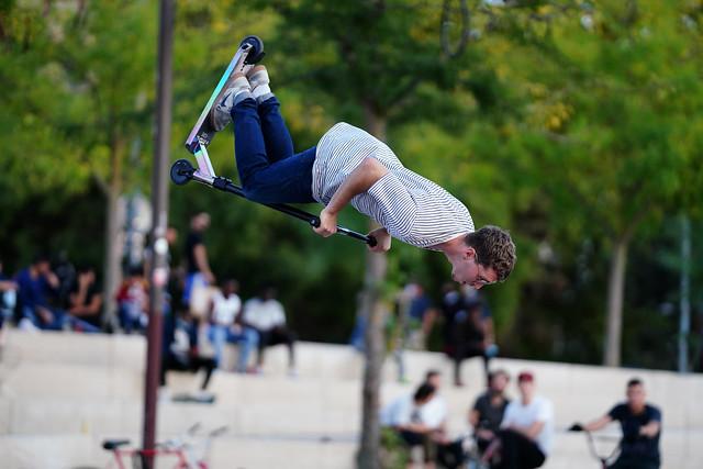 Skatepark de la Guillotière - Lyon - BOWL