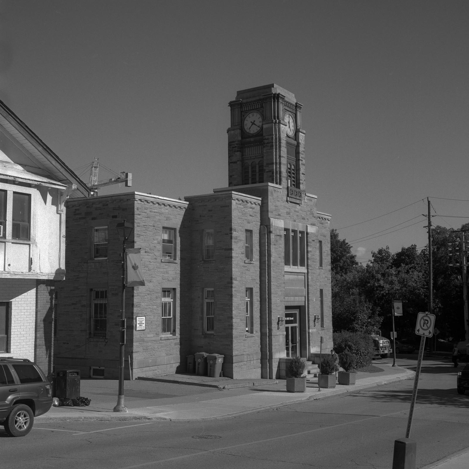 OG Town Hall