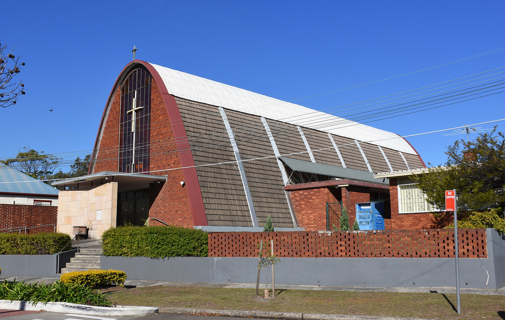 St Bernards Catholic Church, Botany, Sydney, NSW.