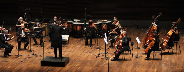 33 FESTIVAL DE MÚSICA ESPAÑOLA DE LEÓN - CONCIERTO DE LA ORQUESTA IBÉRICA Y CORO CANTARTE - 13.09.20
