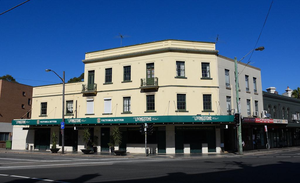 Livingstone Hotel, Petersham, Sydney, NSW.
