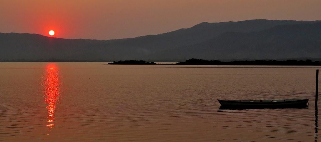 Sunset September 2020