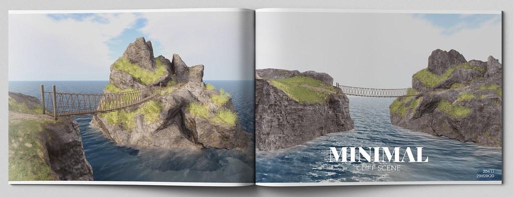 MINIMAL – Cliff Scene