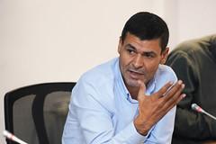 محمد قداح  - اجتماع الهيئة العامة ٥٢
