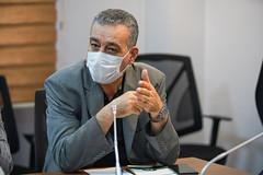 الأمين العام للائتلاف عبد الباسط عبد اللطيف  - اجتماع الهيئة العامة ٥٢