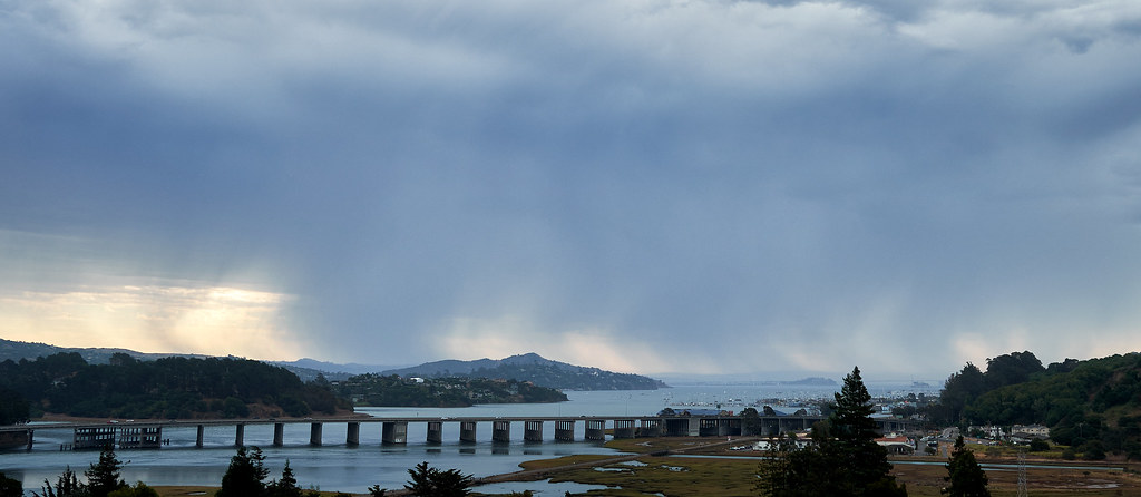 August Thunderstorms in the Bay Area