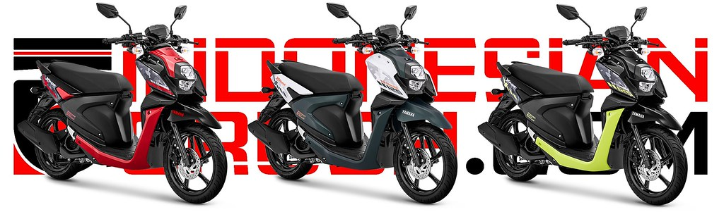 New Colour X-Ride 2020