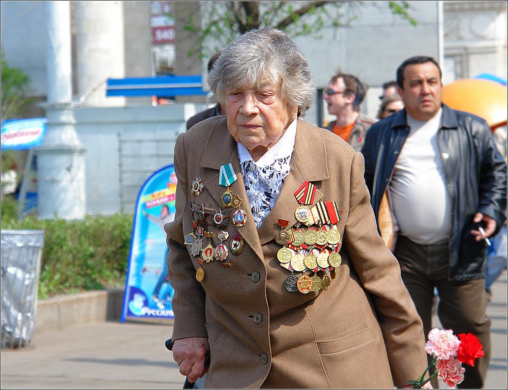 191. 2006. Встреча ветеранов ВОВ в парке им. Горького