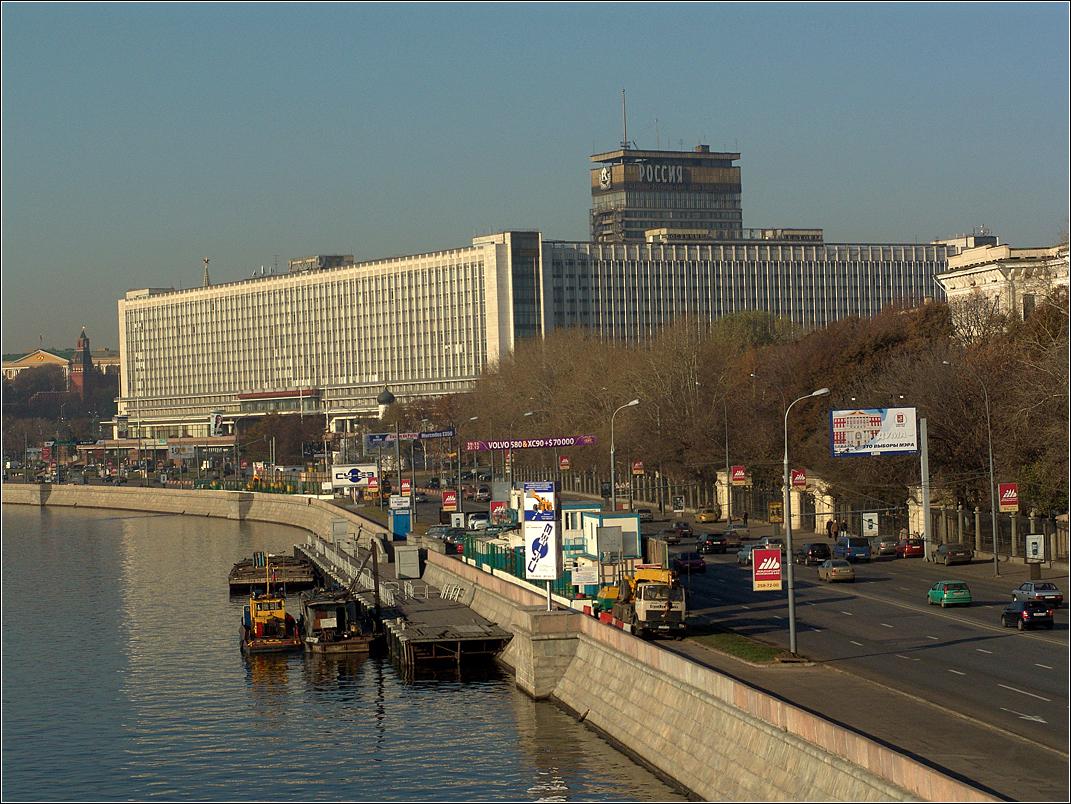 187. 2005. Гостиница Россия