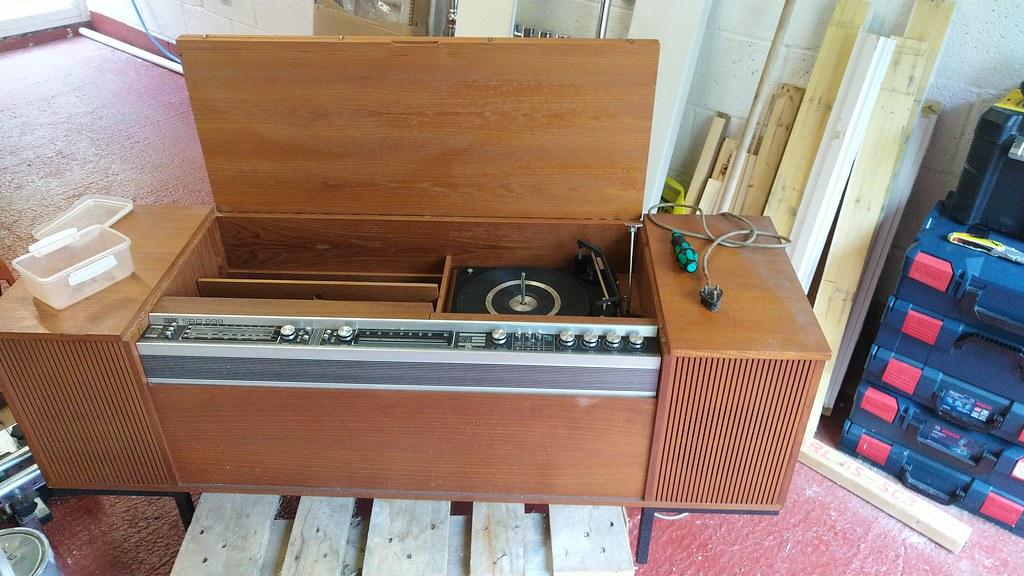 Decca SRG899
