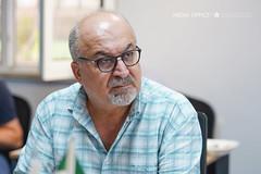 عبد الأحد اسطيفو - اجتماع الهيئة العامة ٥٢