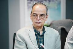 الرئيس المشترك للجنة الدستورية هادي البحرة - اجتماع الهيئة العامة ٥٢