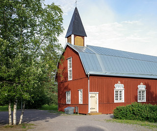 Kellokoski church