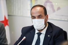 رئيس الائتلاف نصر الحريري  - اجتماع الهيئة العامة ٥٢