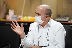 أحمد رمضان  - اجتماع الهيئة العامة ٥٢
