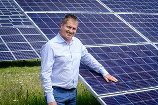 EU4Energy: Plyskiv solar power plant, Ukraine