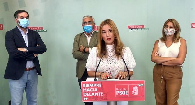Verónica - PSOE - Inicio Curso Escolar