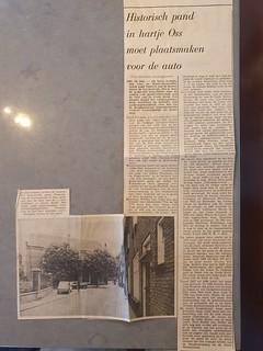 Pand Pouwels gesloopt 1973