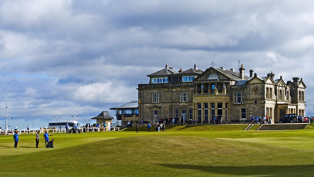 St Andrews, Royal and Ancient -