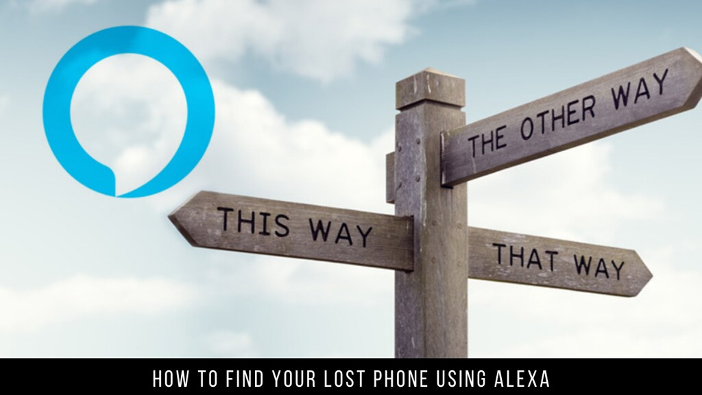 How to Find Your Lost Phone Using Alexa