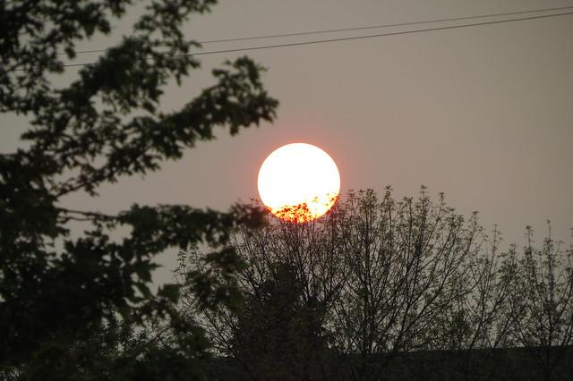 Sunday Sunset Unedited  2