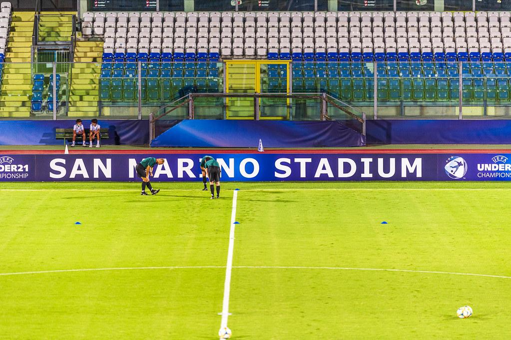 U21 | San Marino-Grecia