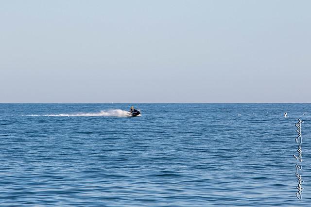 Jet Ski #CanonPhotography