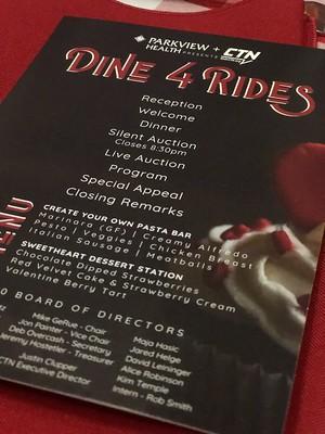Dine 4 Rides 2020