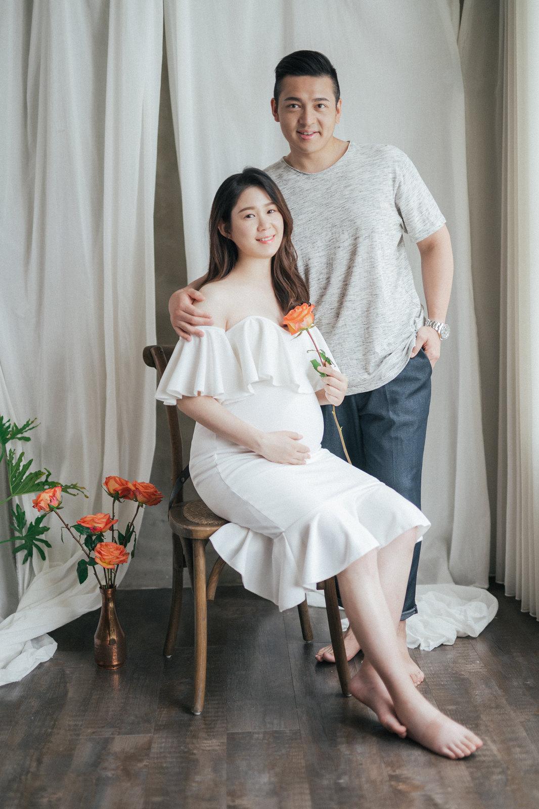【孕攝】Cian / EASTERN WEDDING studio