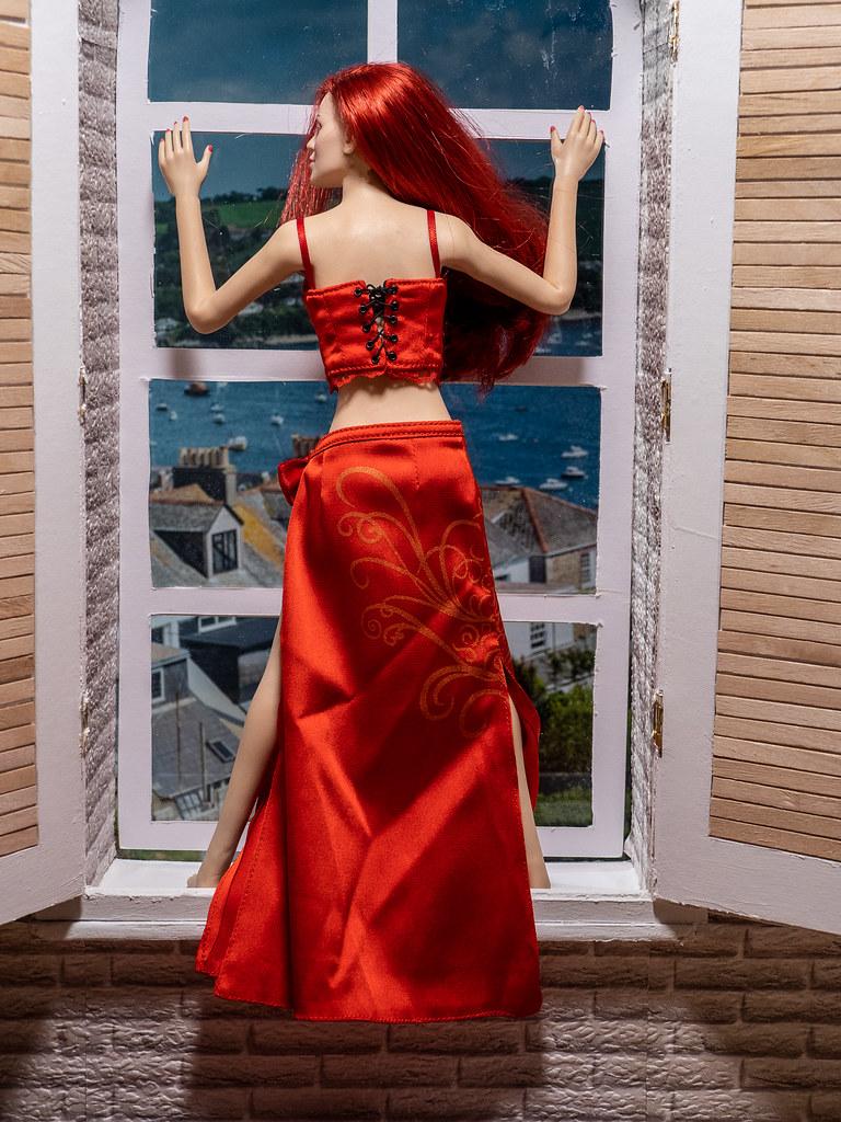 Phicen Window Posing 50342075406_8d8b3ed4c0_b