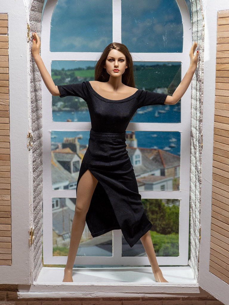 Phicen Window Posing 50342075956_0ba8c81bd2_b