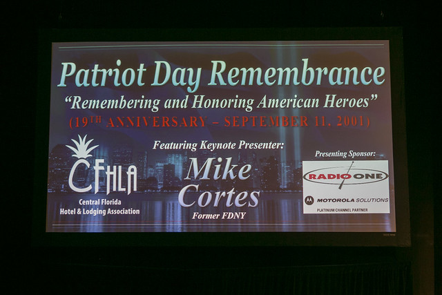 2020 Patriot Day Remembrance