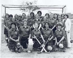 1979-80 Women's Field Hockey Team
