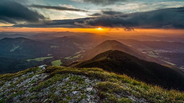 Zapad slunce na Klaku - Lucanska Mala Farta