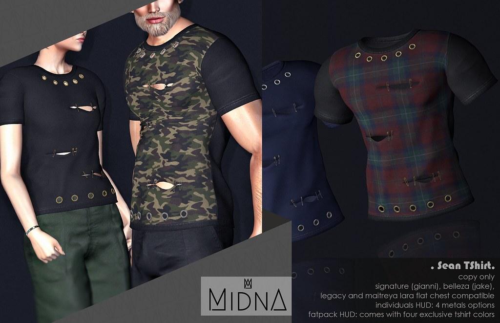 Midna – Sean TShirt