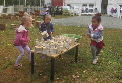 building towers quickly