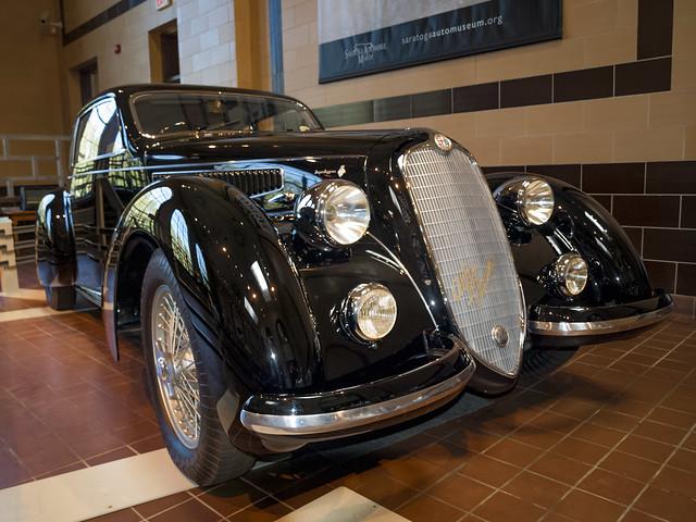 Alfa Romeo 6C 2300B Mille Miglia Coupé 1938