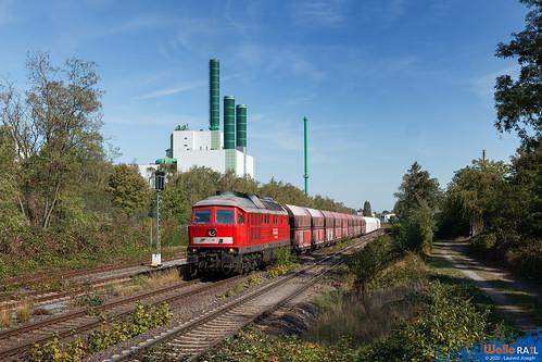 232 587 db cargo duisburg wanheim 14 septembre 2020 laurent joseph www wallorail be