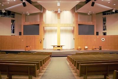 Worship Center Renovation