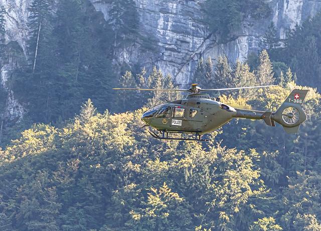 LSMM / SwissAirForce / Eurocopter EC635 P2+ / T-366