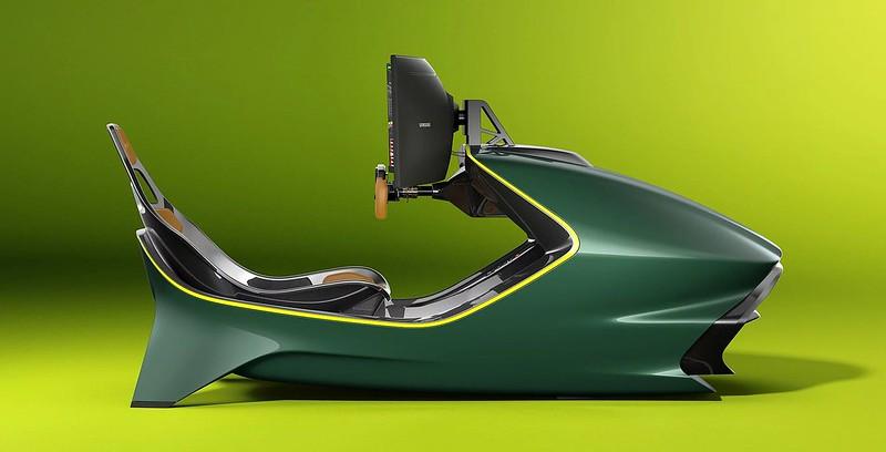 AMR-C01 Racing Simulator